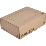 Fellowes 7374401 package Packaging box Brown 1 pc(s)