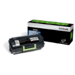 Lexmark 52D0HAL (520HAL) Toner black, 25K pages