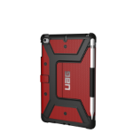 "Urban Armor Gear 121616119393 tablet case 20.1 cm (7.9"") Folio Black,Red"
