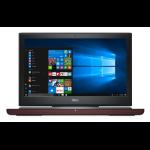 """DELL Inspiron 7567 2.8GHz i7-7700HQ 7th gen Intel® Core™ i7 15.6"""" 1920 x 1080pixels Black Notebook"""