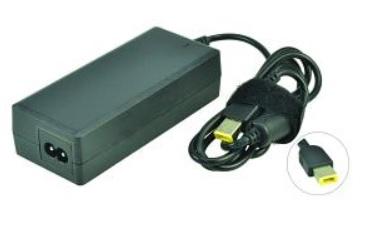 2-Power CAA0729B Indoor 90W Black power adapter/inverter