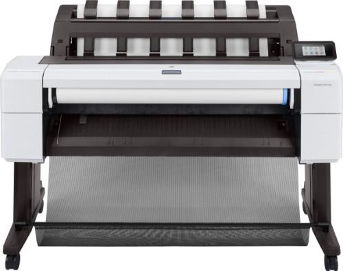 HP Designjet T1600dr large format printer Thermal inkjet Colour 2400 x 1200 DPI A0 (841 x 1189 mm) Ethernet LAN