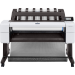 HP Designjet T1600dr impresora de gran formato Color 2400 x 1200 DPI Inyección de tinta térmica A0 (841 x 1189 mm) Ethernet