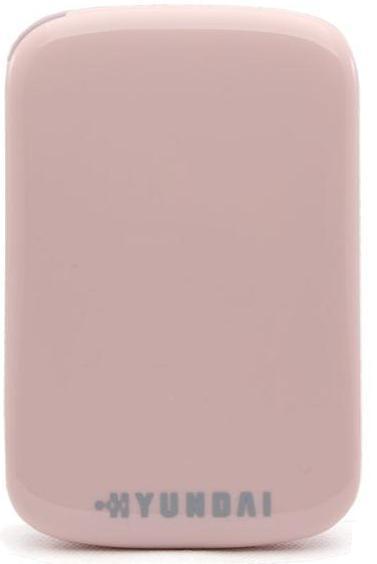 SSD Hyundai 750GB External USB3 Pink