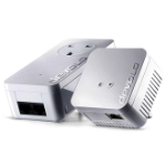 Devolo dLAN 550 WiFi Starter Kit 500Mbit/s Ethernet LAN Wi-Fi White 2pc(s)