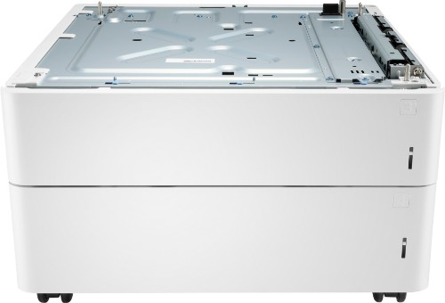 HP Color LaserJet 2x550-sheet Feeder and Stand