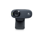 Logitech C310 5MP 1280 x 720pixels USB Black webcam