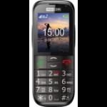 "MaxCom MM721 mobile phone 5.59 cm (2.2"") 84 g Black Entry-level phone"
