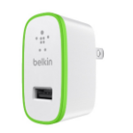 Belkin F8J040VFWHT Indoor White mobile device charger