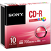 Sony 10 X CDR 700MB