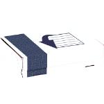 Fellowes 7372501 Packaging box Blue,White