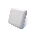 Cisco AIR-AP3802I-E-K9 wireless access point 5200 Mbit/s White