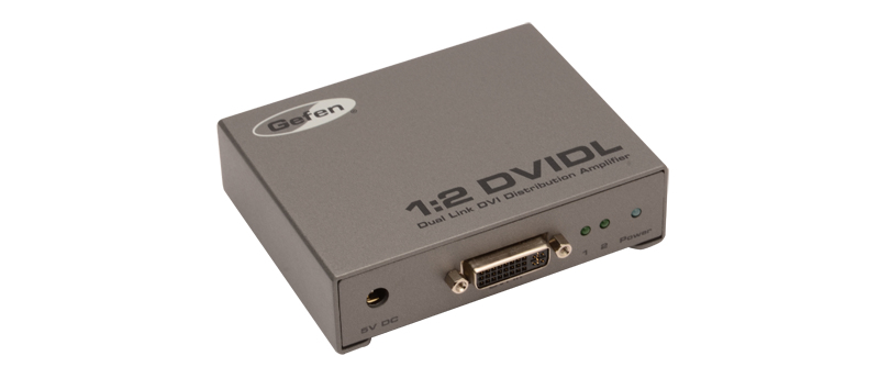 Gefen EXT-DVI-142DLN DVI video splitter, 46 in distributor