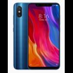 """Xiaomi Mi 8 15.8 cm (6.21"""") 6 GB 64 GB Dual SIM Blue 3400 mAh"""