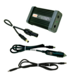 Lind Electronics DE1925-3679 power adapter/inverter auto 47.5 W Black