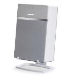 SoundXtra BST10DS1011 Table Acrylonitrile butadiene styrene (ABS) White speaker mount