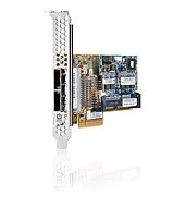 Hewlett Packard Enterprise SmartArray P420/1GB PCI Express x8 6Gbit/s RAID controller