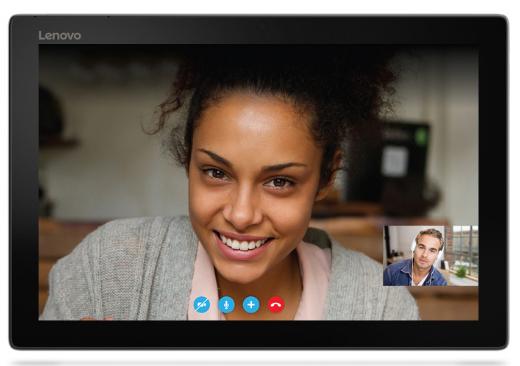 Lenovo Miix 520 256GB Grey tablet