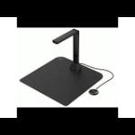 I.R.I.S. Desk 5 Pro Overhead scanner A3 Black