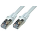 MCL FCC6BM-50M cable de red Gris