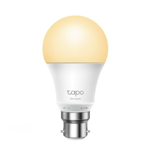 Tapo Smart Wi-Fi Light Bulb, Dimmable