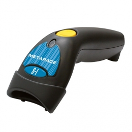 Barcode Scanner Metapace S-1 1d Kit USB Anthracite