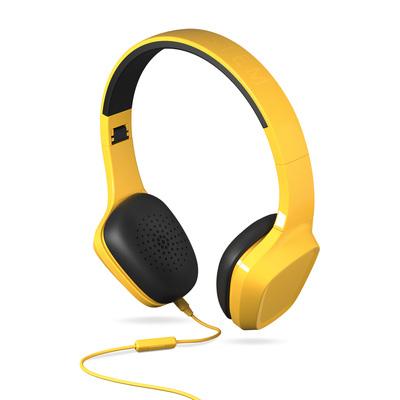 Energy Sistem 428397 auricular y casco Auriculares Diadema Amarillo