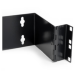 StarTech.com 2U 19in Hinged Wall Mount Bracket for Patch Panels WALLMOUNTH2