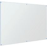 Metroplan Write-on coloured edged whiteboard
