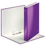 Leitz 42410062 ring binder Polypropylene (PP) Violet