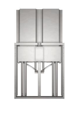 "Promethean APTASBB400-70 flat panel wall mount 165.1 cm (65"") Grey"