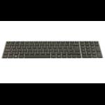 HP 683491-031 QWERTY English Black keyboard