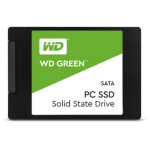 "Western Digital WD Green internal solid state drive 2.5"" 480 GB Serial ATA III SLC"