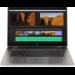 HP ZBook Studio G5 Mobile workstation Silver 39.6 cm (15.6