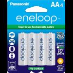 Panasonic BK-3MCCA4BA household battery Rechargeable battery Nickel-Metal Hydride (NiMH)