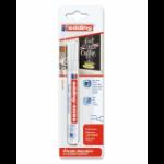 Edding 4095 chalk marker White Bullet 1 pc(s)