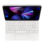Apple MJQJ3SM/A mobile device keyboard Weiß QWERTZ Schweiz