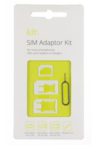 Kondor SIMADP SIM/memory card adapter SIM card adapter