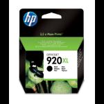HP CD975AE (920XL) Ink cartridge black, 1.2K pages, 32ml