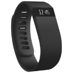 Fitbit Charge Wristband activity tracker OLED Wireless Black