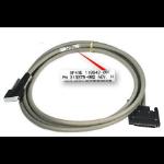 "Hewlett Packard Enterprise SP/CQ Cable vertical ofset, SCSI 12"" 3.7m Grey SCSI cable"