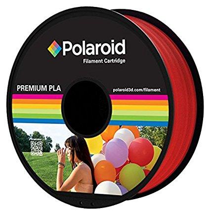 Polaroid PL-8002-00 3D printing material Polylactic acid (PLA) Red 1 kg