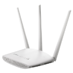 Edimax AC750 Dual-band (2.4 GHz / 5 GHz) White wireless router