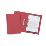 Exacompta Value Transfer File Foolscap Red TFM-REDZ - (PK25)