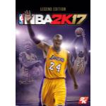 2K NBA 2K17 Legend Edition PC Basic PC video game