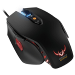 Corsair M65 USB Laser 8200DPI Right-hand Black mice