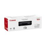 Canon 3500B002 (728) Toner black, 2.1K pages