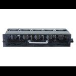 Hewlett Packard Enterprise 5830AF 48G Front (Port Side) to Back (Power Side) Airflow Fan Tray