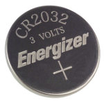 Energizer CR2032 Lithium 3V non-rechargeable battery