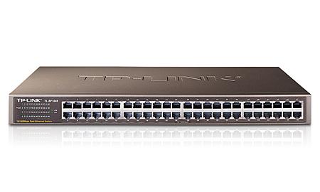 TP-LINK 48-Port Fast LAN